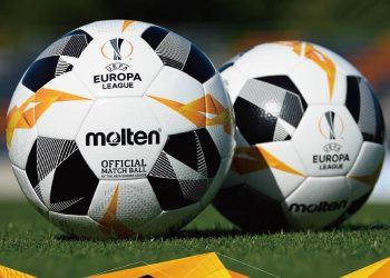 Balón Oficial para la UEFA Europa League 2019/2020 | Imagen Molten