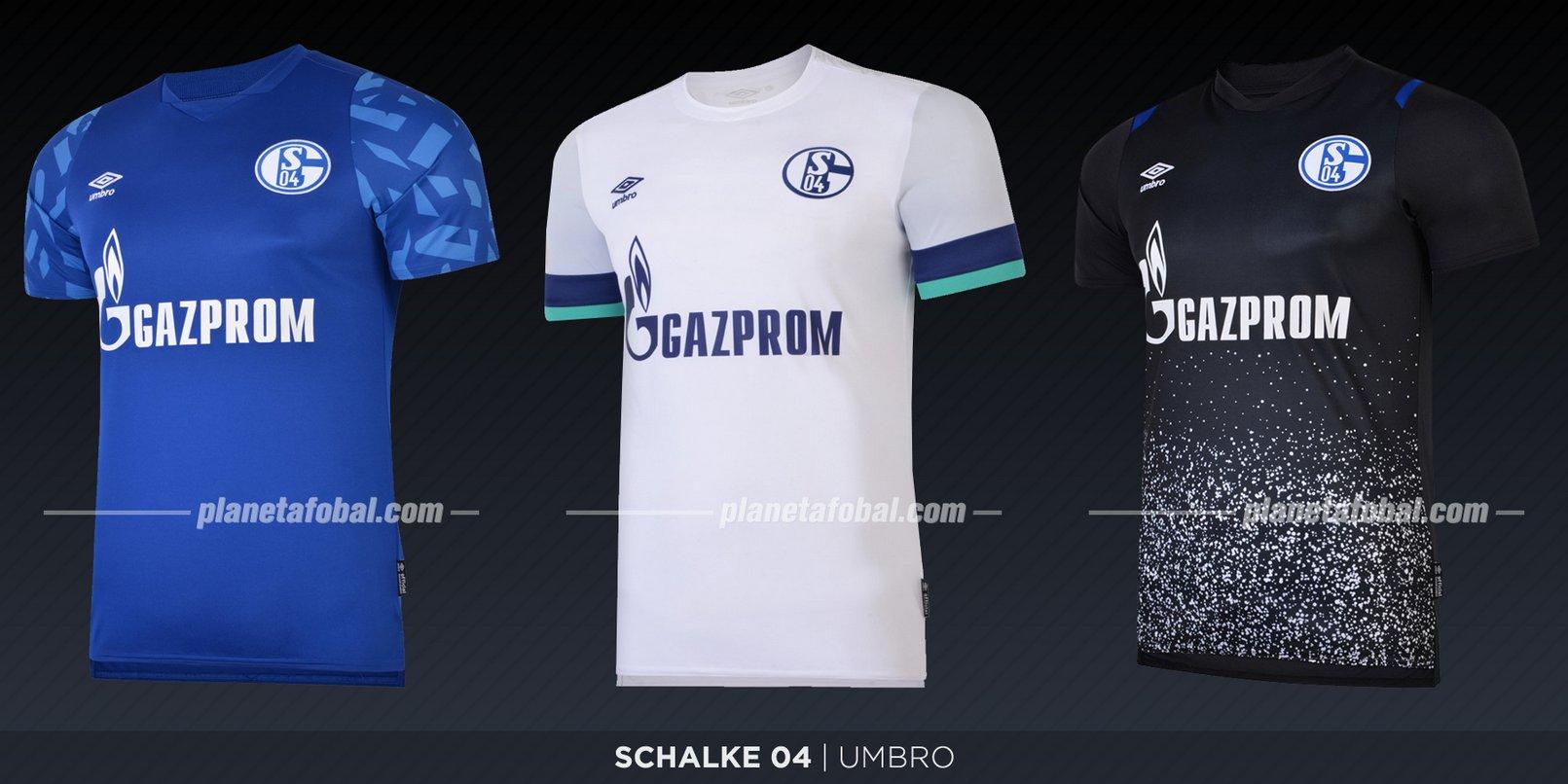 Schalke 04 (Umbro) | Camisetas de la Bundesliga 2019-2020