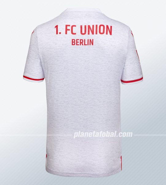 Camiseta suplente Macron del FC Unión Berlín 2019/20 | Imagen Web Oficial