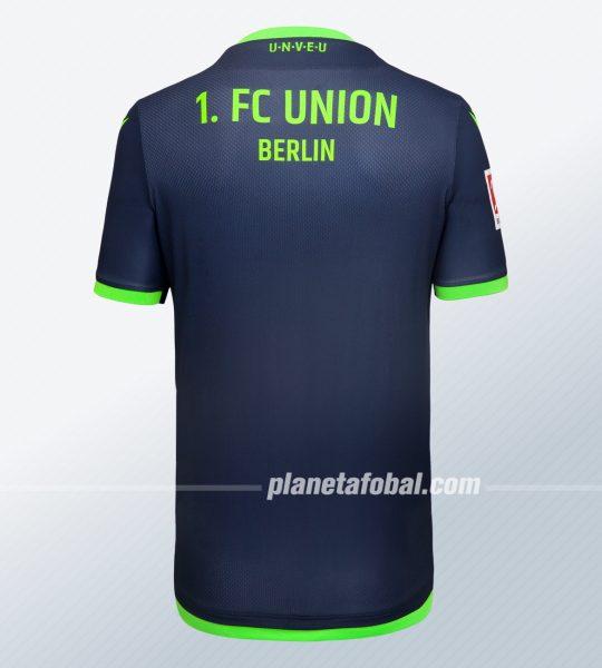 Tercera camiseta Macron del FC Unión Berlín 2019/20 | Imagen Web Oficial