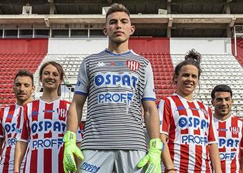 Camiseta titular de Unión 2019/2020 | Imagen Kappa