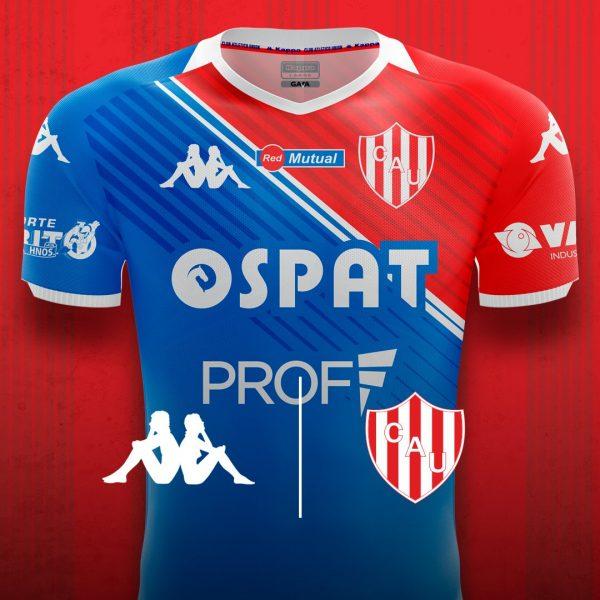 Camiseta alternativa de Unión 2019/2020 | Imagen Kappa