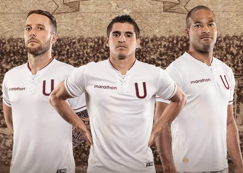 "Camiseta Marathon de Universitario ""95 Aniversario"" | Imagen Web Oficial"
