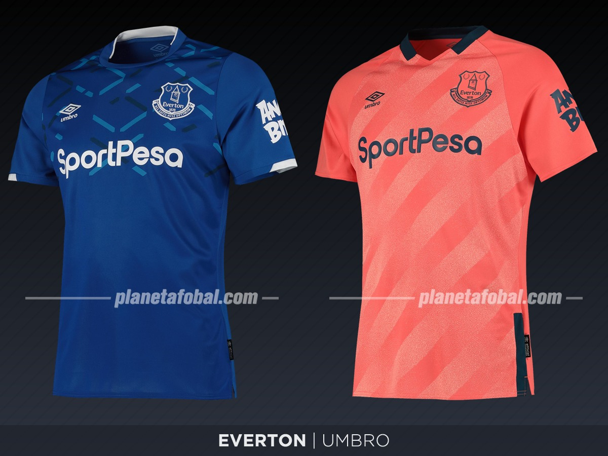 Evrton (Umbro)   Camisetas de la Premier League 2019-2020