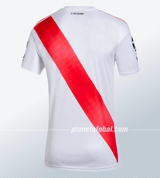 Camiseta titular Adidas de River 2019/2020 | Imagen Web Oficial