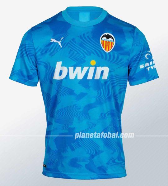 Tercera camiseta Puma del Valencia 2019/2020 | Imagen Web Oficial