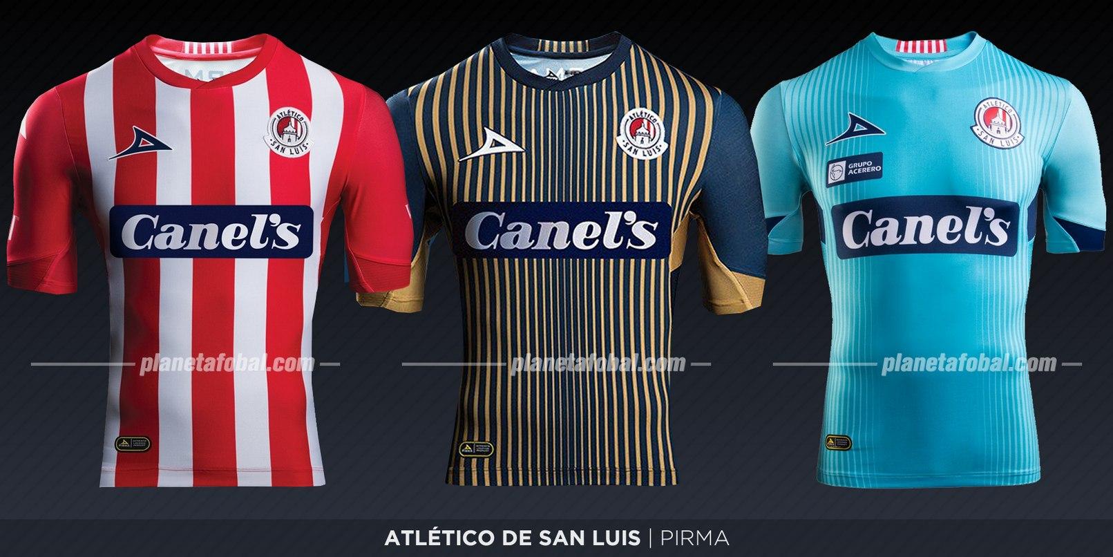 Atlético de San Luis (Pirma) | Camisetas de la Liga MX 2019-2020