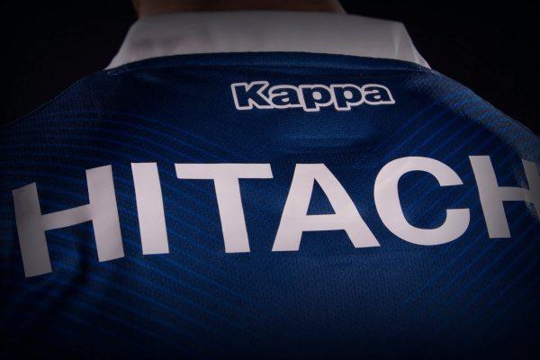 Camiseta alternativa Kappa de Vélez Sarsfield 2019/2020 | Imagen Twitter Oficial