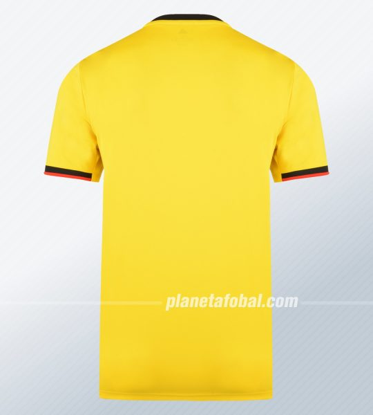 Camiseta Adidas del Watford 2019/20 | Imagen Web Oficial