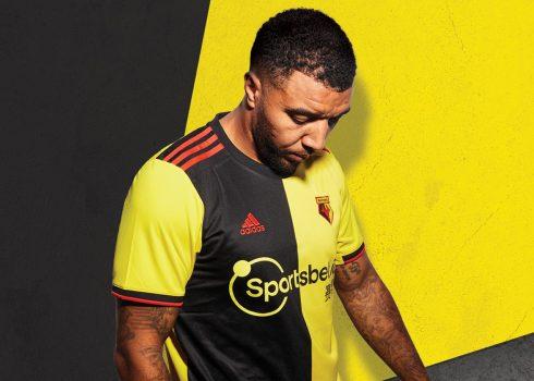 Camiseta Adidas del Watford 2019/20   Imagen Web Oficial