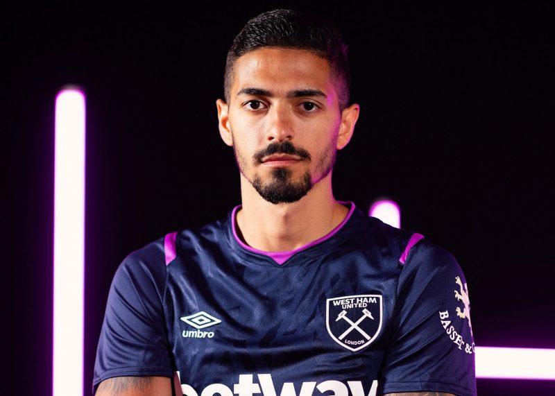 Tercera camiseta Umbro del West Ham 2019/20 | Imagen Web Oficial