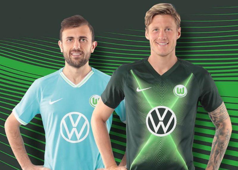 Camisetas Nike del VfL Wolfsburg 2019/2020 | Imagen Web Oficial