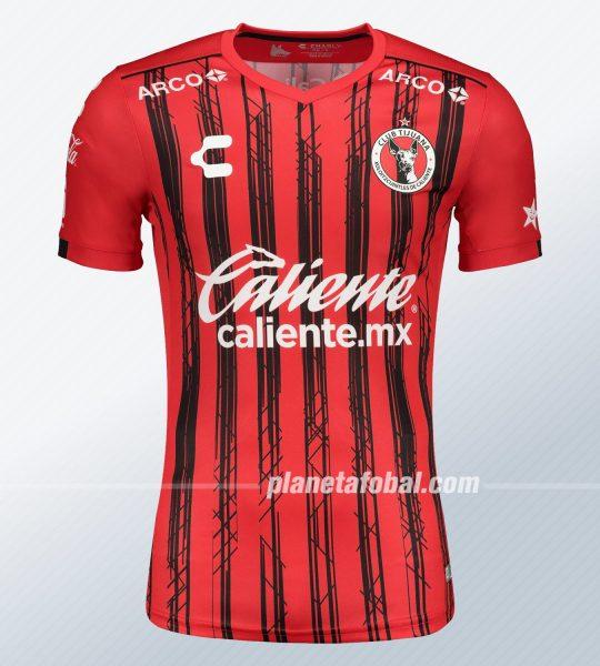 Camiseta local de los Xolos de Tijuana 2019/20 | Imagen Charly