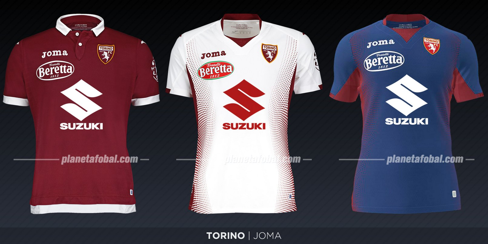 Torino (Joma) | Camisetas de la Serie A 2019-2020