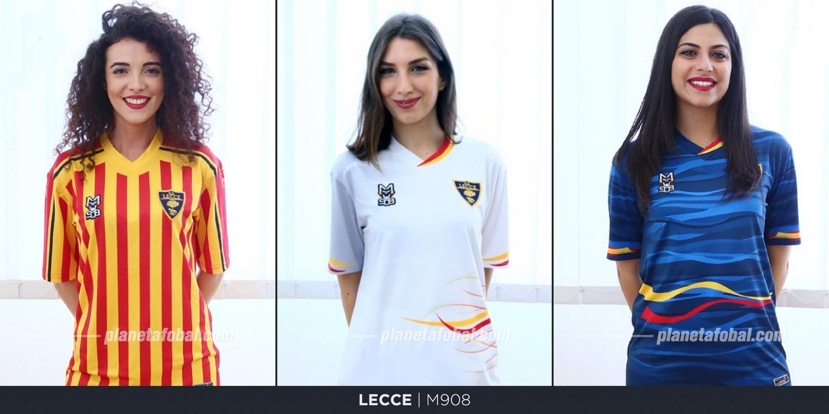 Lecce (M908) | Camisetas de la Serie A 2019-2020