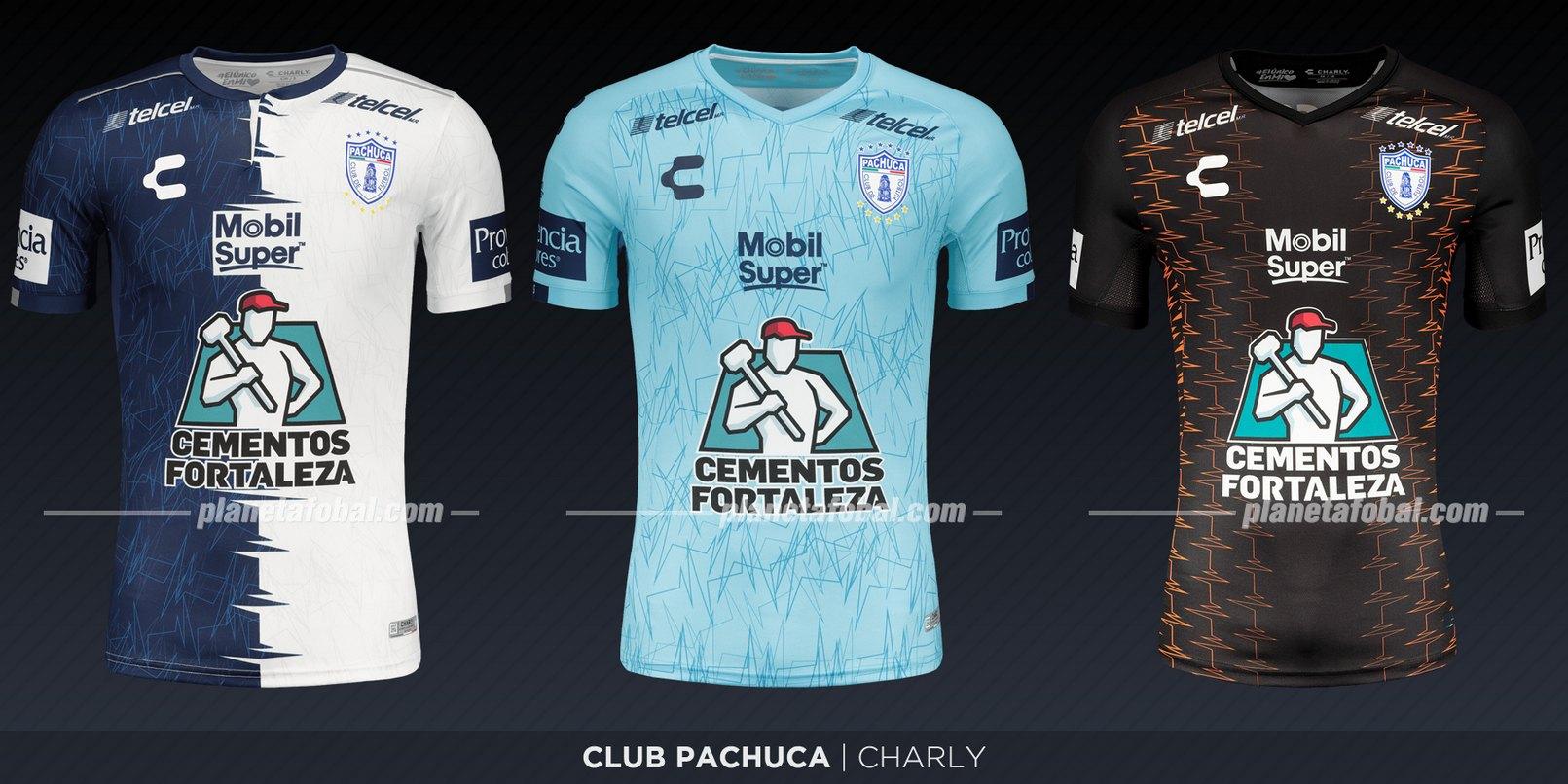 Tuzos del Pachuca (Charly) | Camisetas de la Liga MX 2019-2020