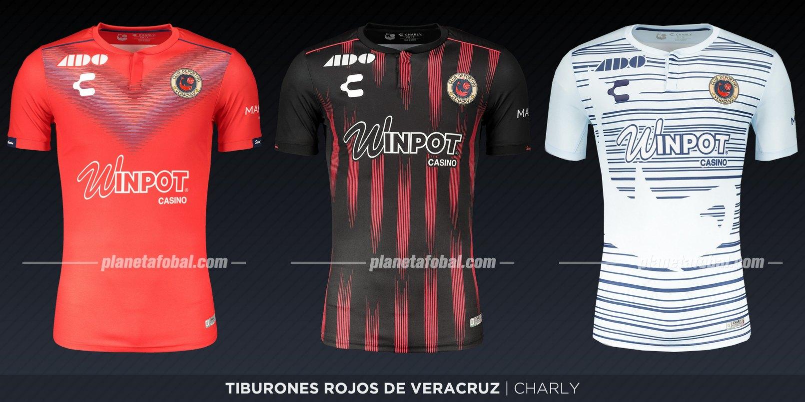 Veracruz (Charly) | Camisetas de la Liga MX 2019-2020