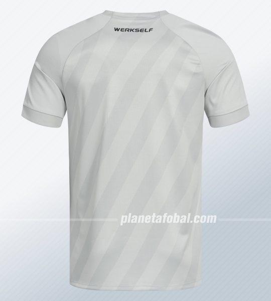 Tercera camiseta Jako del Bayer 04 Leverkusen 2019/20 | Imagen Web Oficial