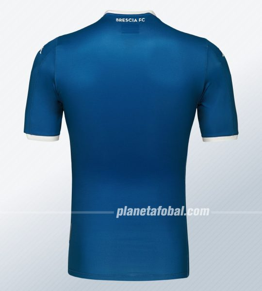 Camiseta titular del Brescia Calcio 2019/2020 | Imagen Kappa