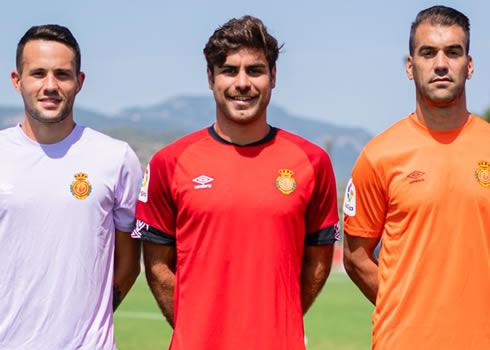 Equipaciones Umbro del RCD Mallorca 2019/2020 | Imagen Captura Video