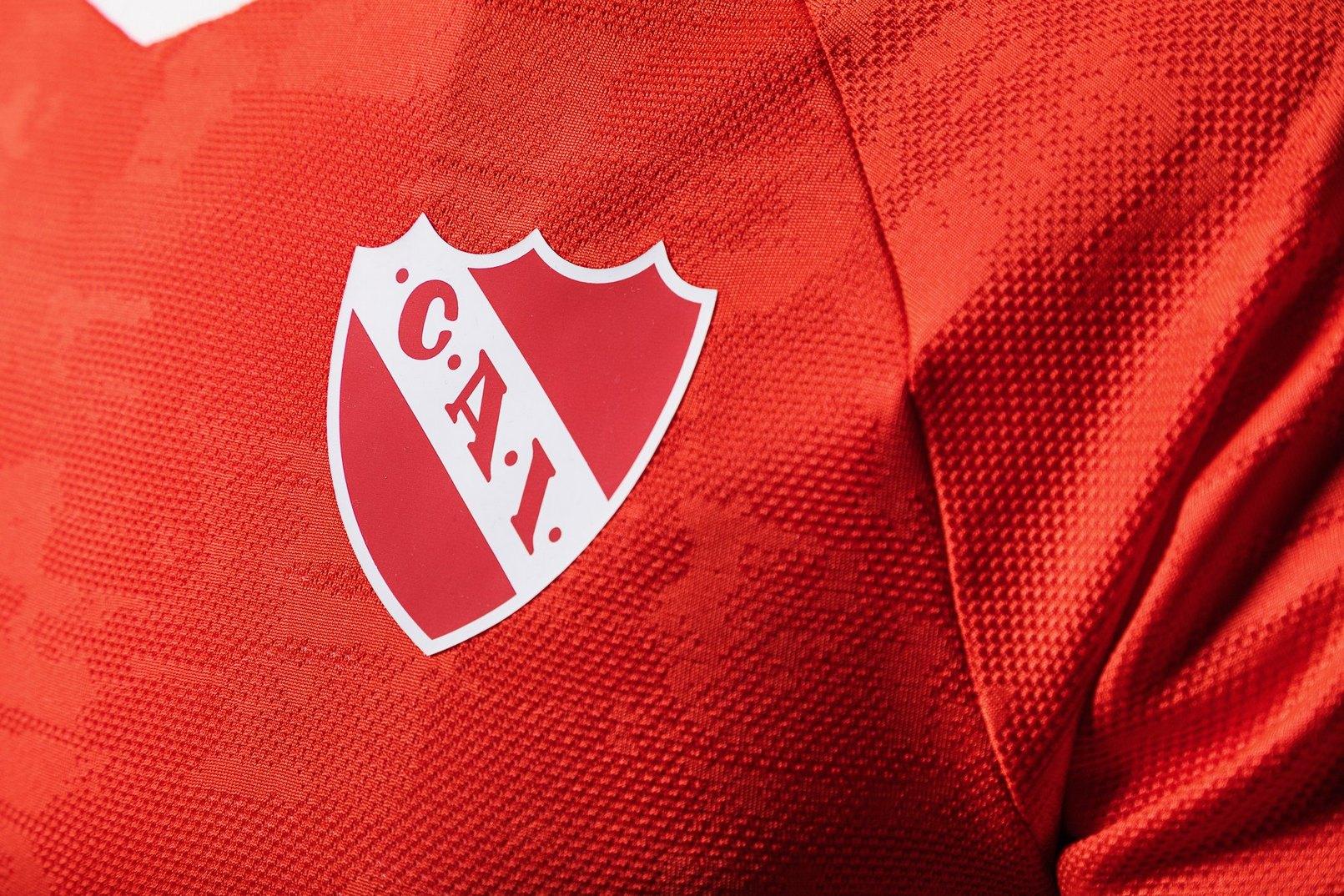 Camiseta titular Puma de Independiente 2019/2020 | Imagen Twitter Oficial