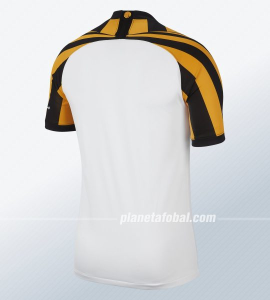 Camiseta suplente del Kaizer Chiefs 2019/2020 | Imagen Nike