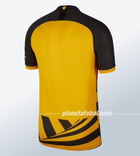 Camiseta titular del Kaizer Chiefs 2019/2020 | Imagen Nike