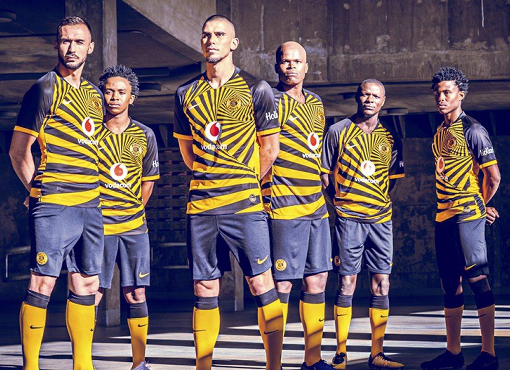 Camiseta titular Nike del Kaizer Chiefs 2019/2020 | Imagen Web Oficial
