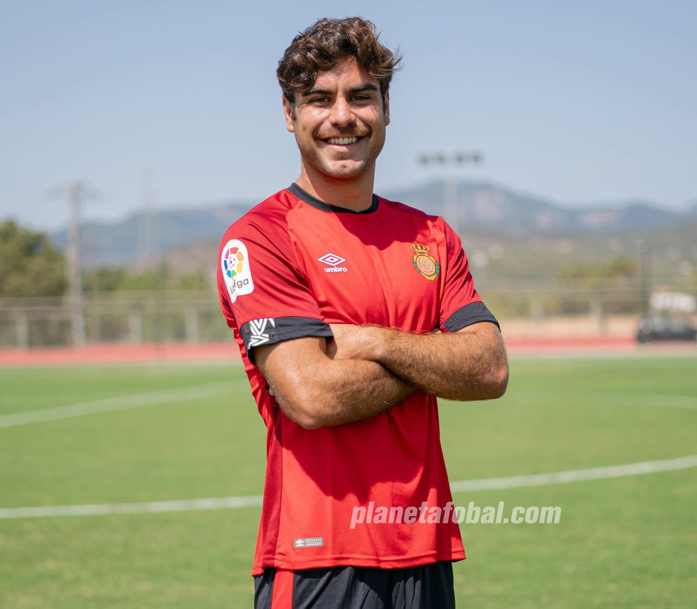 Primera equipación del RCD Mallorca 2019/2020 | Imagen Umbro Iberia