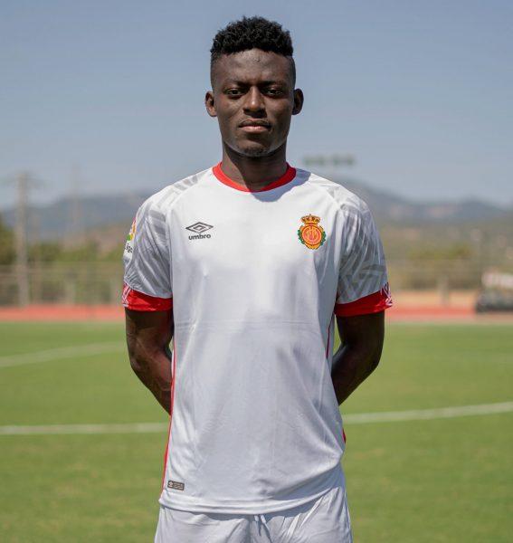 Segunda equipación del RCD Mallorca 2019/2020 | Imagen Umbro Iberia