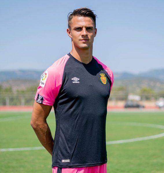 Tercera equipación del RCD Mallorca 2019/2020 | Imagen Umbro Iberia