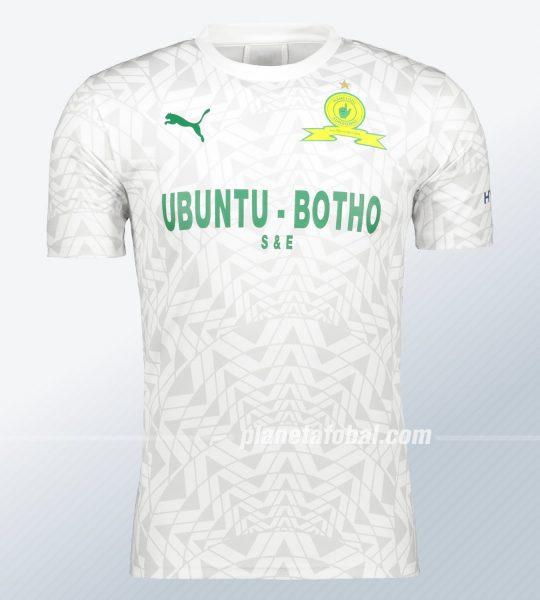 Camisetas Puma del Mamelodi Sundowns 2019/20 | Imagen Web Oficial