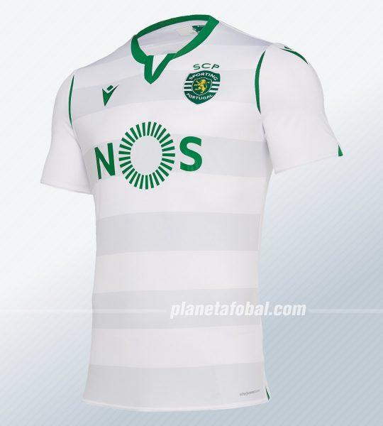 Tercera camiseta Macron del Sporting CP 2019/20 | Imagen Web Oficial