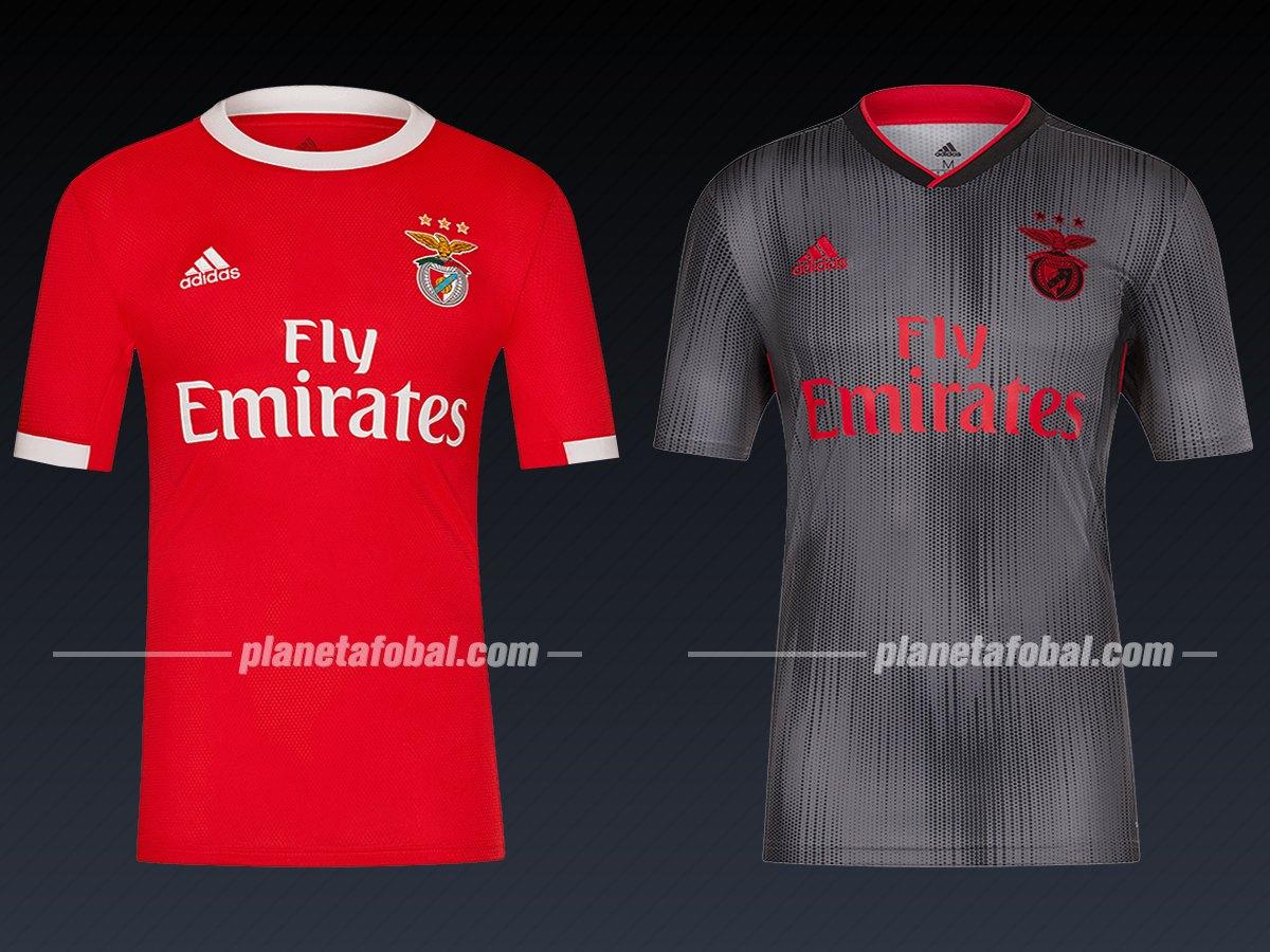 Benfica (Adidas) | Camisetas de la Liga de Campeones 2019/20