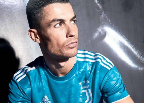Tercera camiseta Adidas de la Juventus 2019/2020 | Imagen Web Oficial