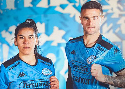Maillot Kappa de Belgrano de Córdoba 2019/2020 | Image Web officielle