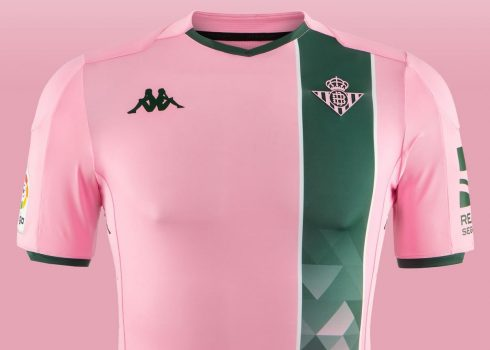 Tercera camiseta Kappa del Betis 2019/20 | Imagen Web Oficial