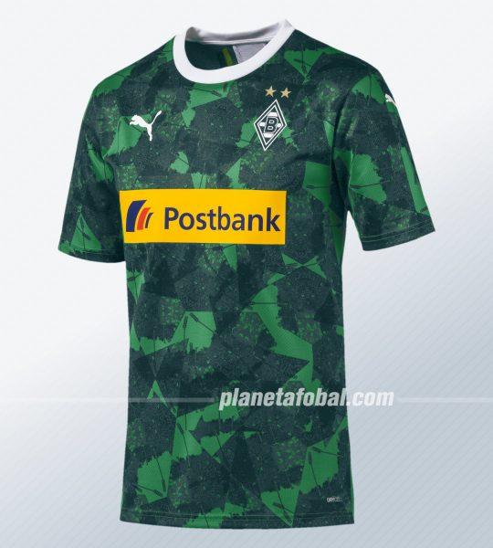 Tercera camiseta del Borussia Mönchengladbach 2019/20 | Imagen Puma