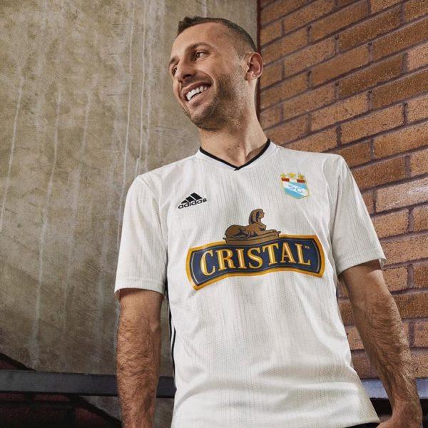 Camiseta suplente del Sporting Cristal 2019/20 | Imagen Adidas