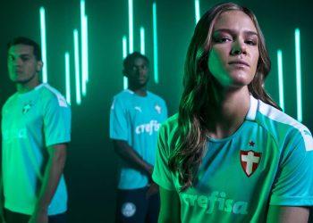 Tercera camiseta Puma del Palmeiras 2019/2020 | Imagen Web Oficial