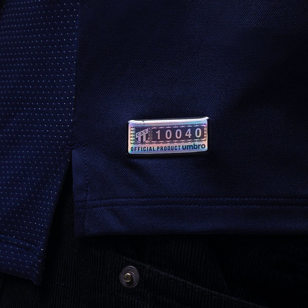 Camiseta suplente Umbro de Atlético Tucumán 2019/20 | Imagen Twitter Oficial