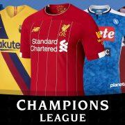 Camisetas de la UEFA Champions League 2019/2020
