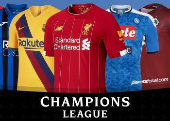 Camisetas de la UEFA Champions League 2019/2020