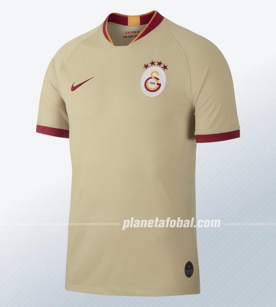 Camiseta suplente del Galatasaray 2019/20 | Imagen Nike