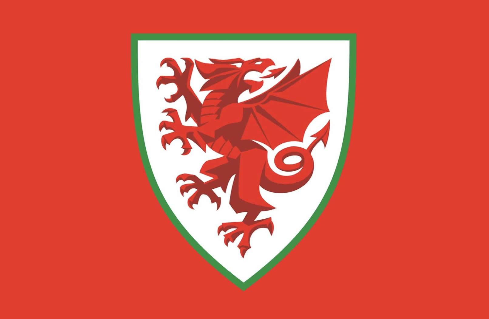 Nuevo escudo de las selecciones de Gales | Imagen FAW