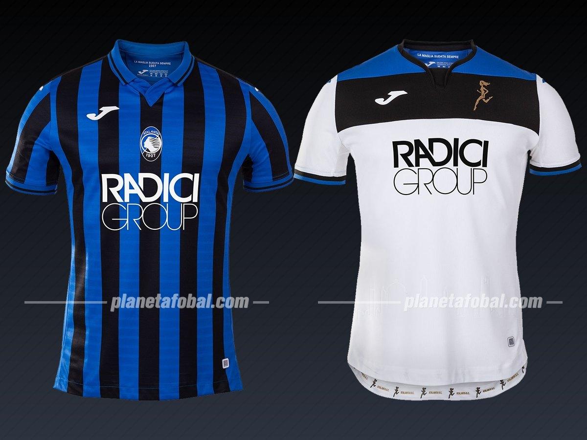 Atalanta (Joma) | Camisetas de la Liga de Campeones 2019/20