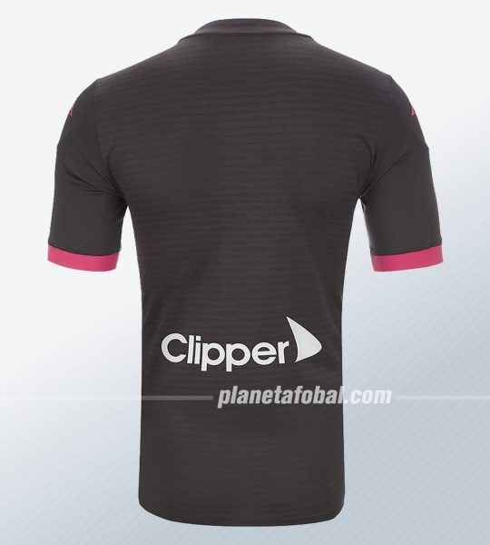 Camiseta suplente Kappa del Leeds United 2019/2020 | Imagen Web Oficial