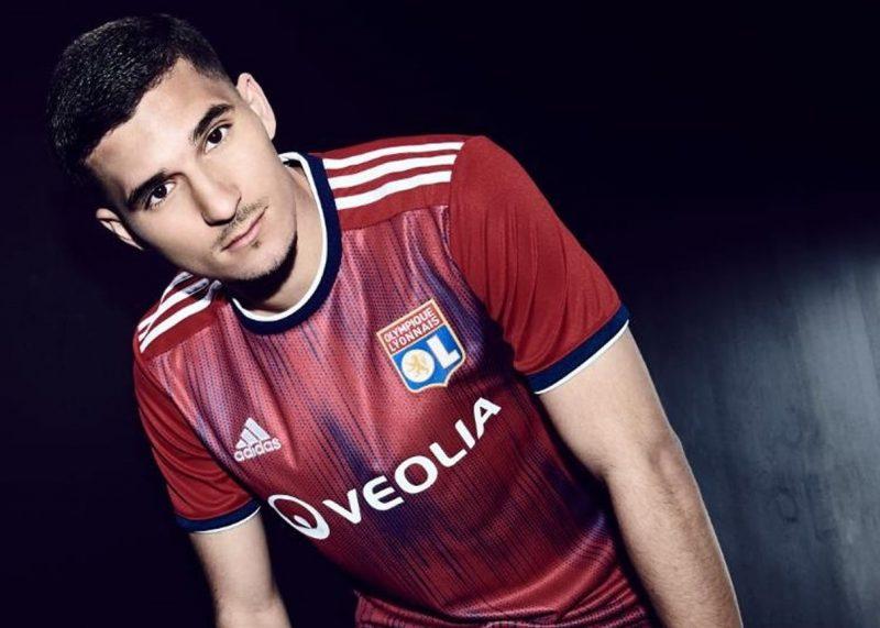 Tercera camiseta Adidas del Lyon 2019/2020   Imagen Web Oficial