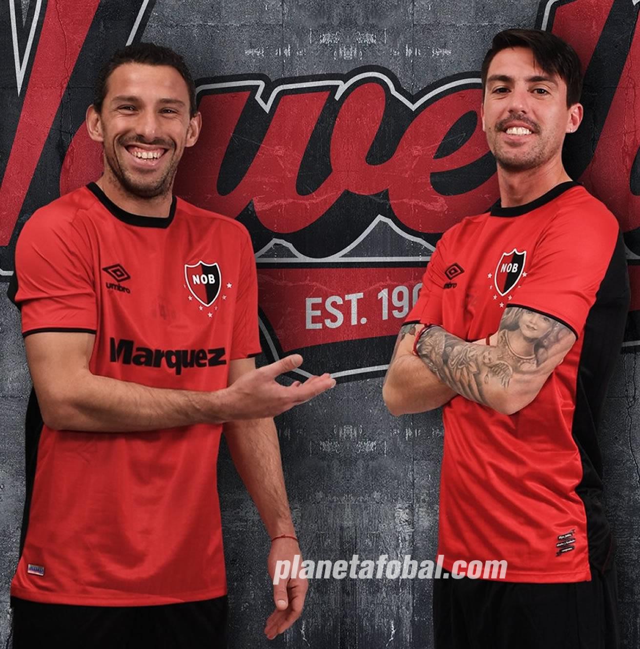 Tercera camiseta Umbro de Newell's 2019/2020 | Imagen Web Oficial