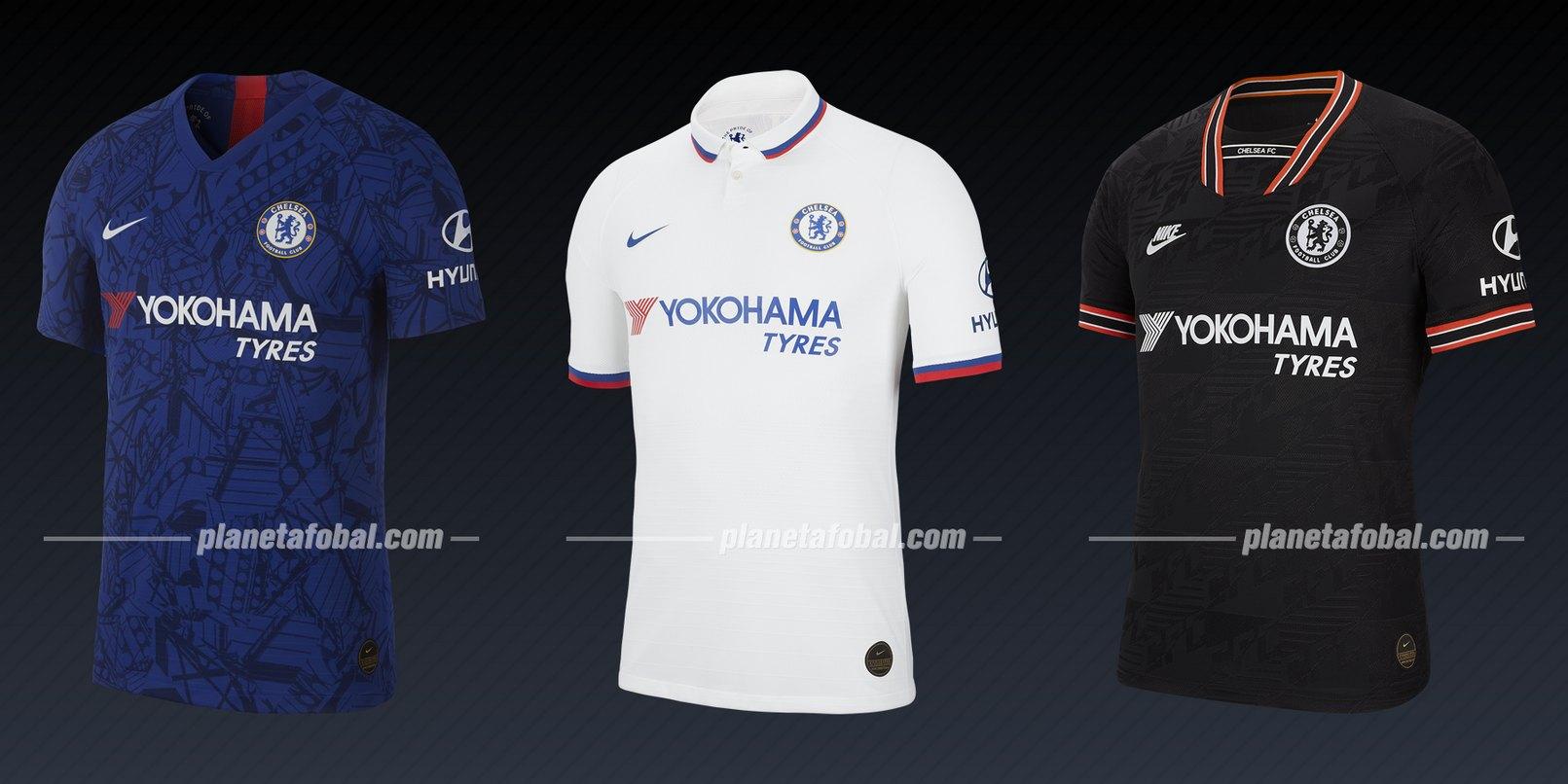 Chelsea (Nike) | Camisetas de la Liga de Campeones 2019/20